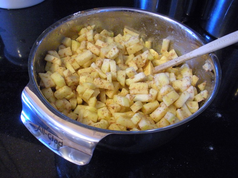 Filling for Mini Apple Pies